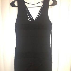 Forever 21 black dress in M